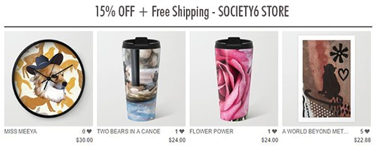 Amazing Society6 Sale