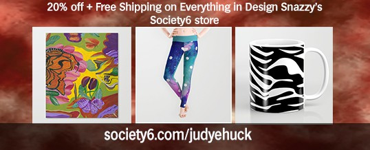 25% off + Free Shipping on Everything in Society6 Store